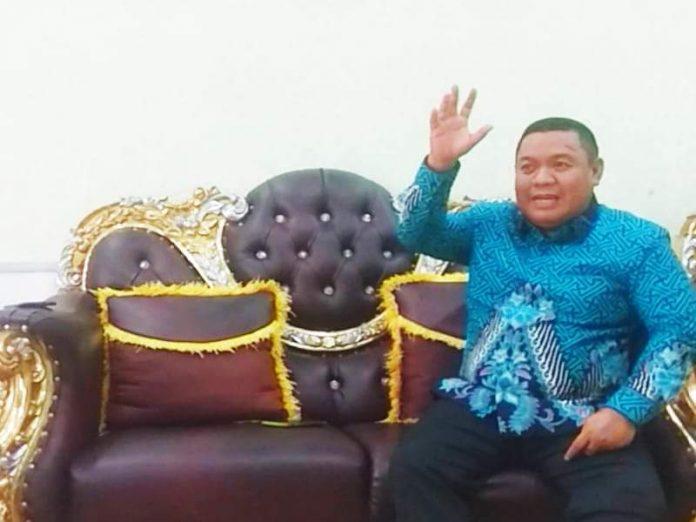 Ketua DPRD Kabupaten Gorontalo, Syam T Ase. (Foto : Jurnalshare.com)