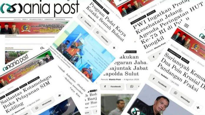 Manajemen Media Online